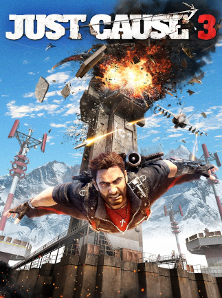 Just Cause 3 Hosting