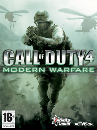 Call of Duty 4 Hosting